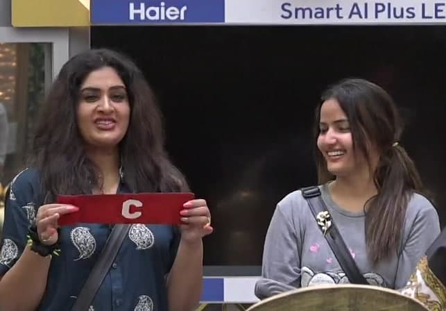 Siri Hanmanth-First contestant became first captain of bigg boss 5 telugu -  Bigg Boss 5 Telugu