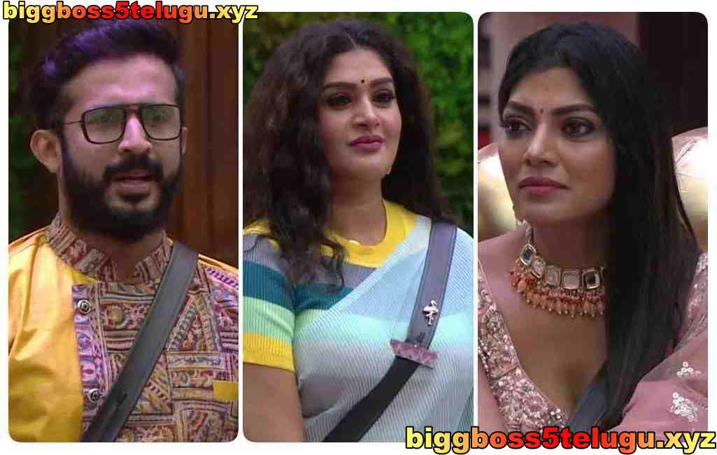 Priya,Lahari and Ravi's conflict clarification