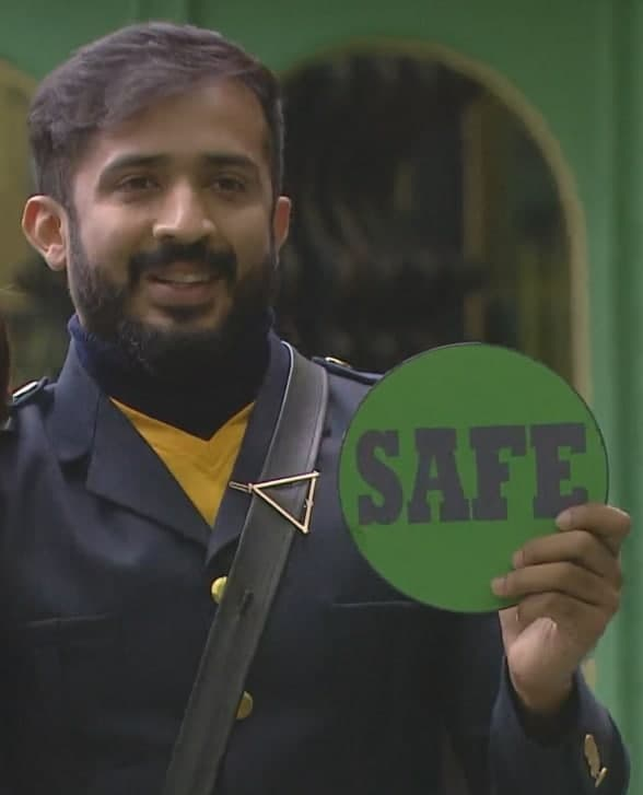 Anchor Ravi is safe from elimination