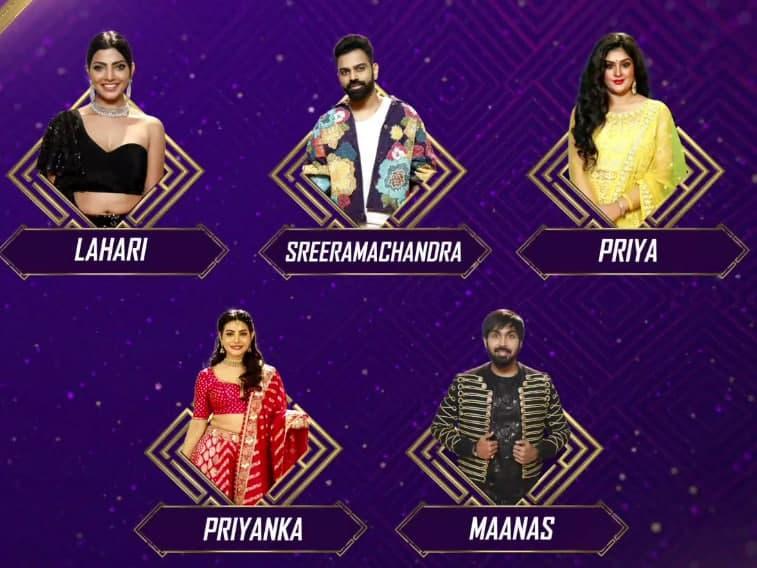 Third-week-nominated contestants of Bigg Boss Telugu