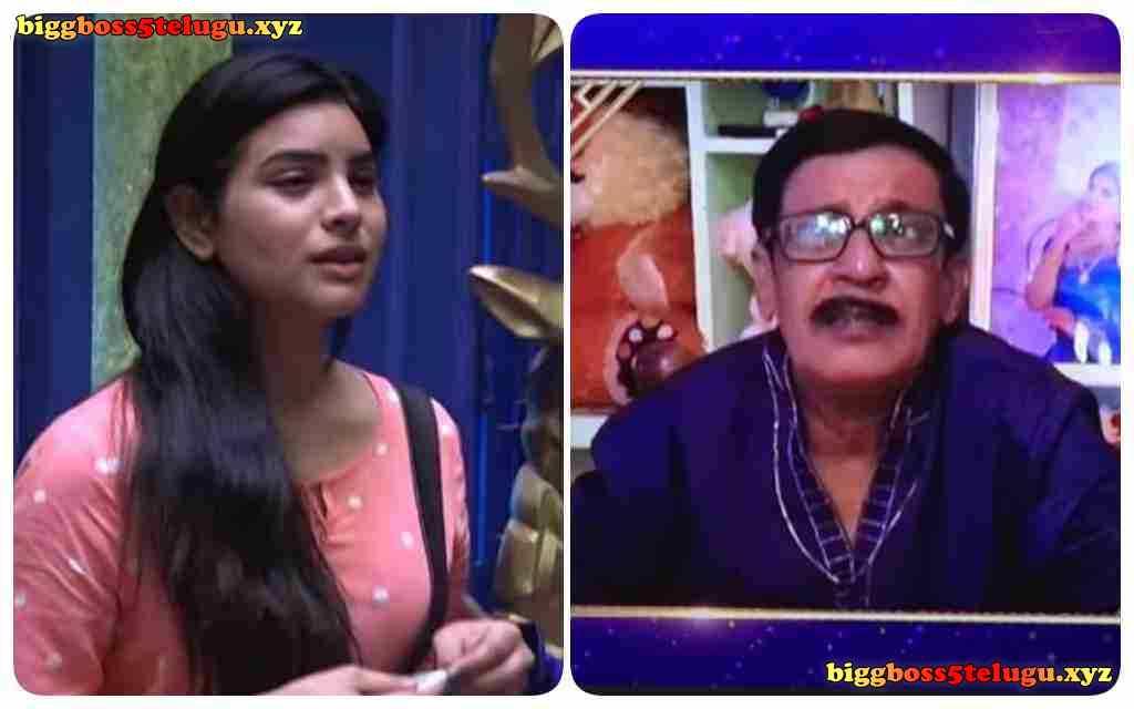 Bigg Boss 5 Telugu Priyanka Birthday celebrations-Surprise from her Dad